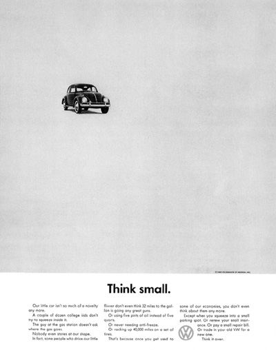VW_Think small 2